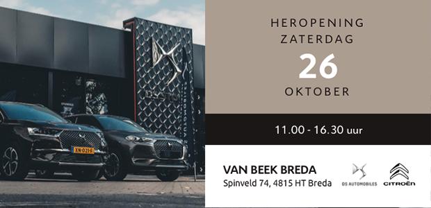 Opening Breda