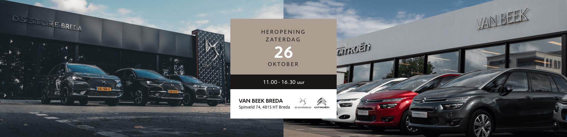 Opening DS Breda
