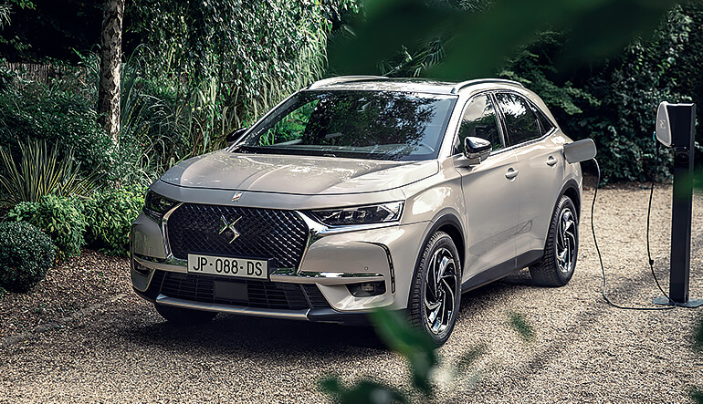 DS7 Crossback E-Tense Proefrit