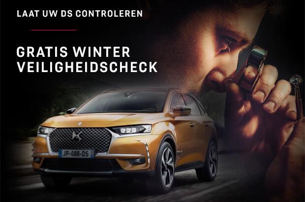 DS winter veiligheidscheck