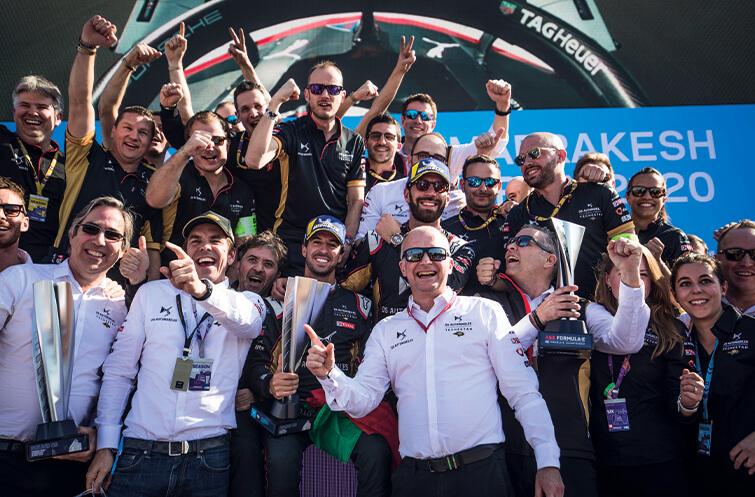 Formule E DS Automobiles