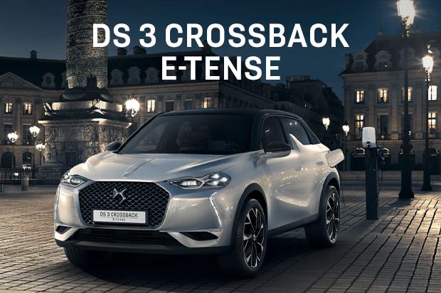 DS 3 Crossback E-Tense Private Lease tarief