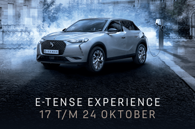 DS E-Tense Experience